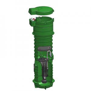 Pumpstation SKT LPS2000E