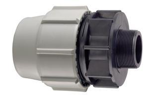Plasson skarvkoppling för PEM utv 25XR25