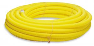 Kabelskyddsrör gul 110/98 L=50M SRN