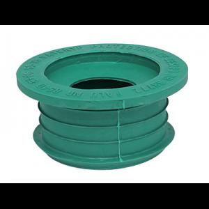 Gumminippel 86/83 - 75/70 grön