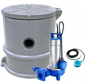 Pumpstation Compit mini Bas 1-fas