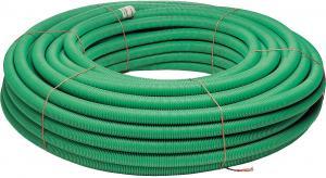 Kabelskyddsrör grön 50/42 L=50m