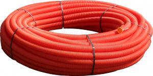 Kabelskyddsrör orange 50/42 L=50m SRN