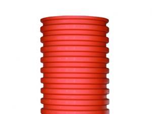 Ståndarrör korrugerat 600 mm L=2M
