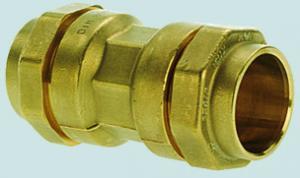 Isiflo skarvkoppling för PEM 50mm