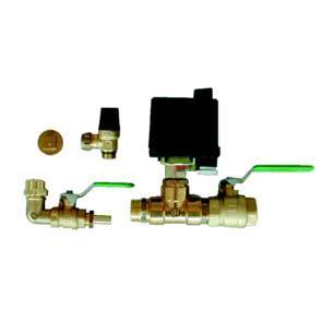 Rördelssats till Rostfri Hydrofor 150-300L